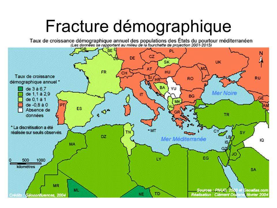 Fracture démographique