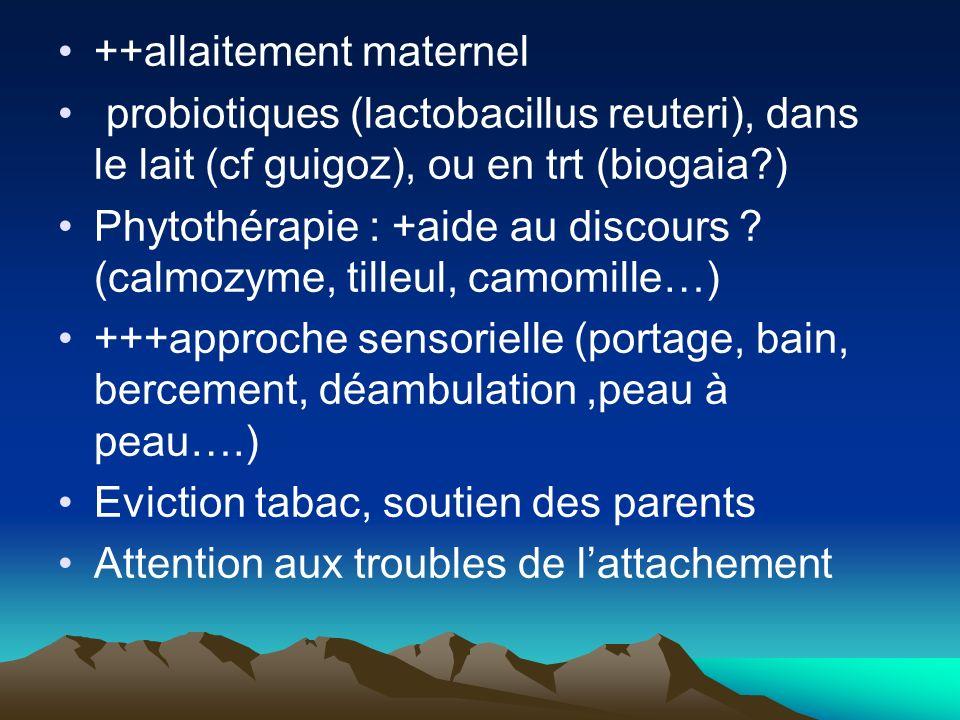 ++allaitement maternel
