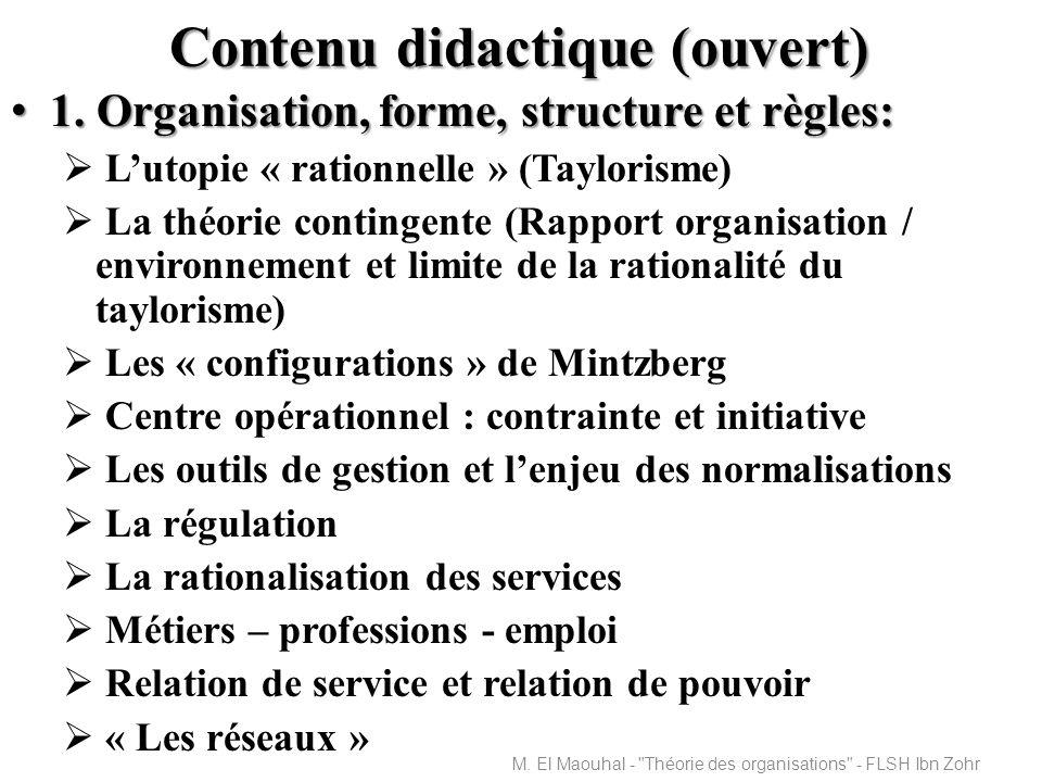 Contenu didactique (ouvert)
