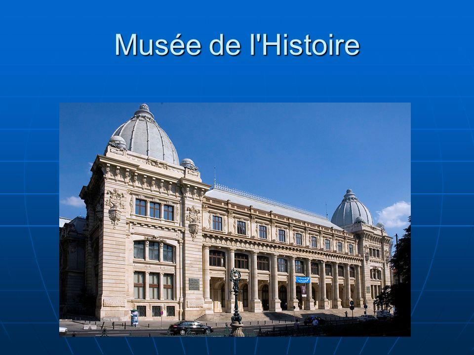 Musée de l Histoire
