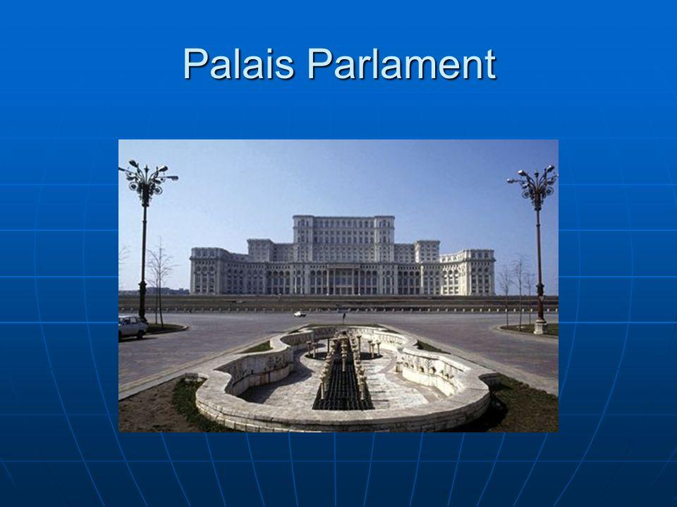 Palais Parlament