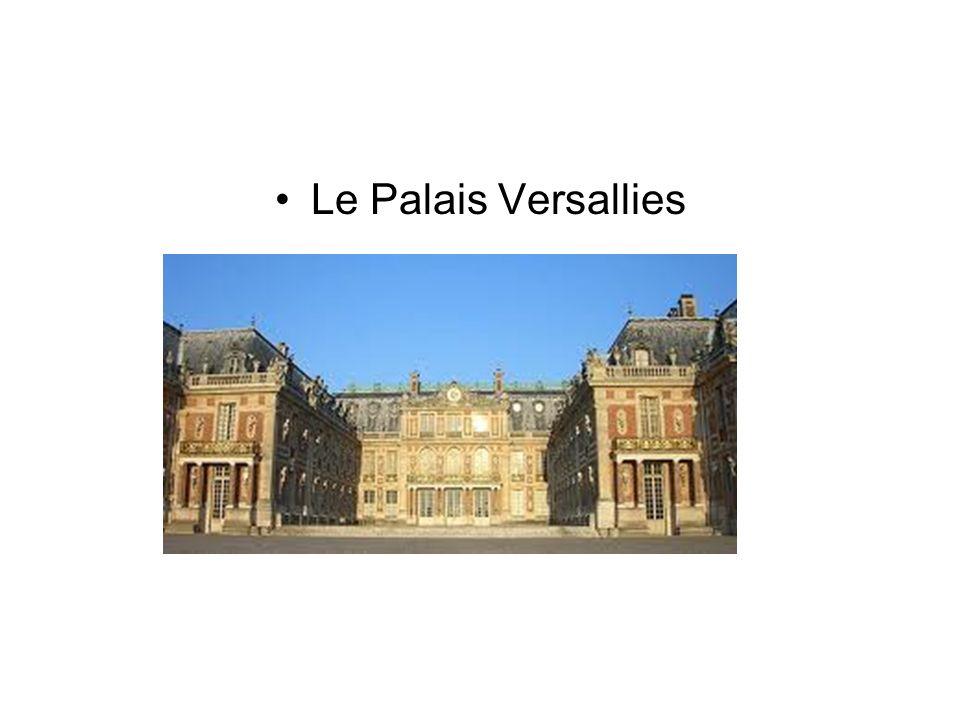 Le Palais Versallies