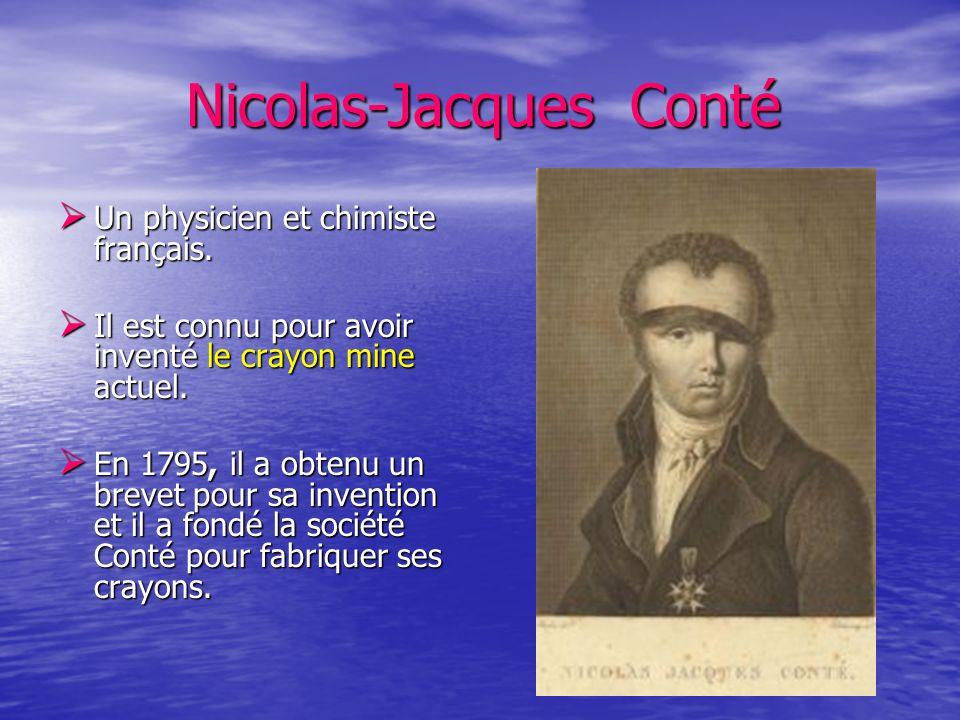 Nicolas-Jacques Conté