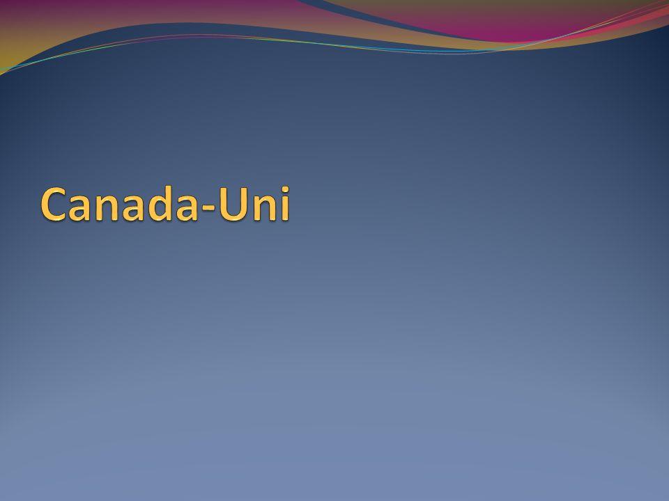 Canada-Uni