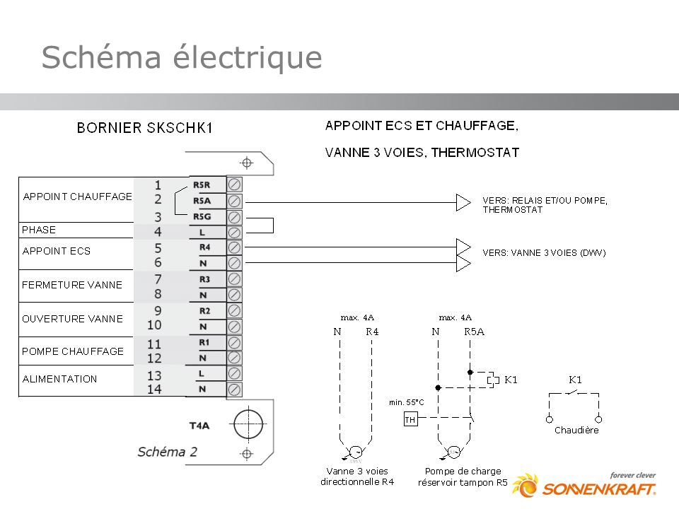 Schéma électrique