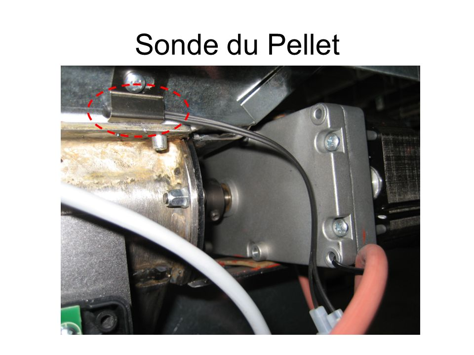 Sonde du Pellet