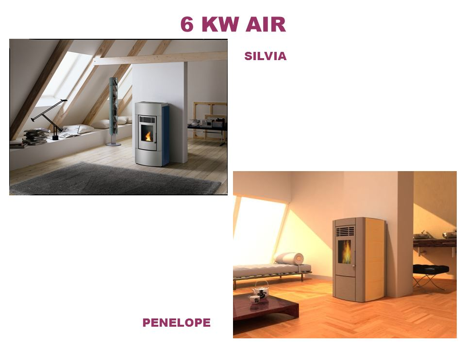 6 KW AIR SILVIA PENELOPE