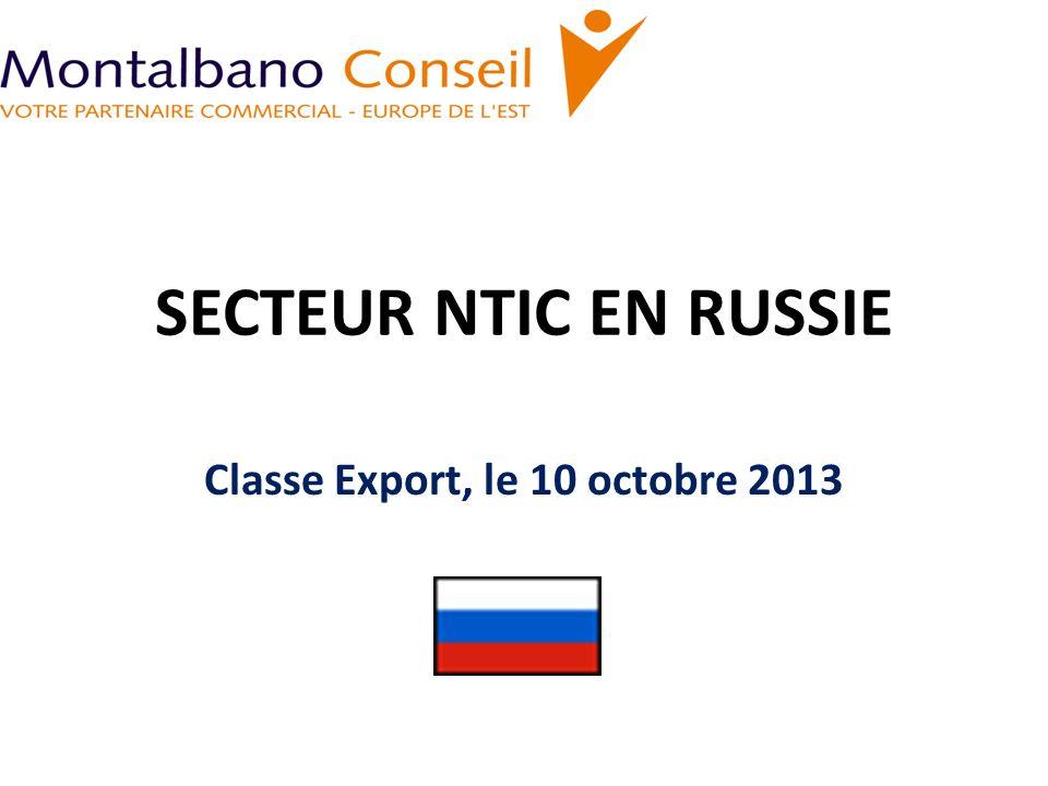 Classe Export, le 10 octobre 2013