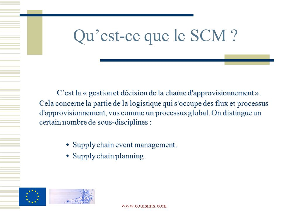 scm supply chain management ppt video online t l charger. Black Bedroom Furniture Sets. Home Design Ideas