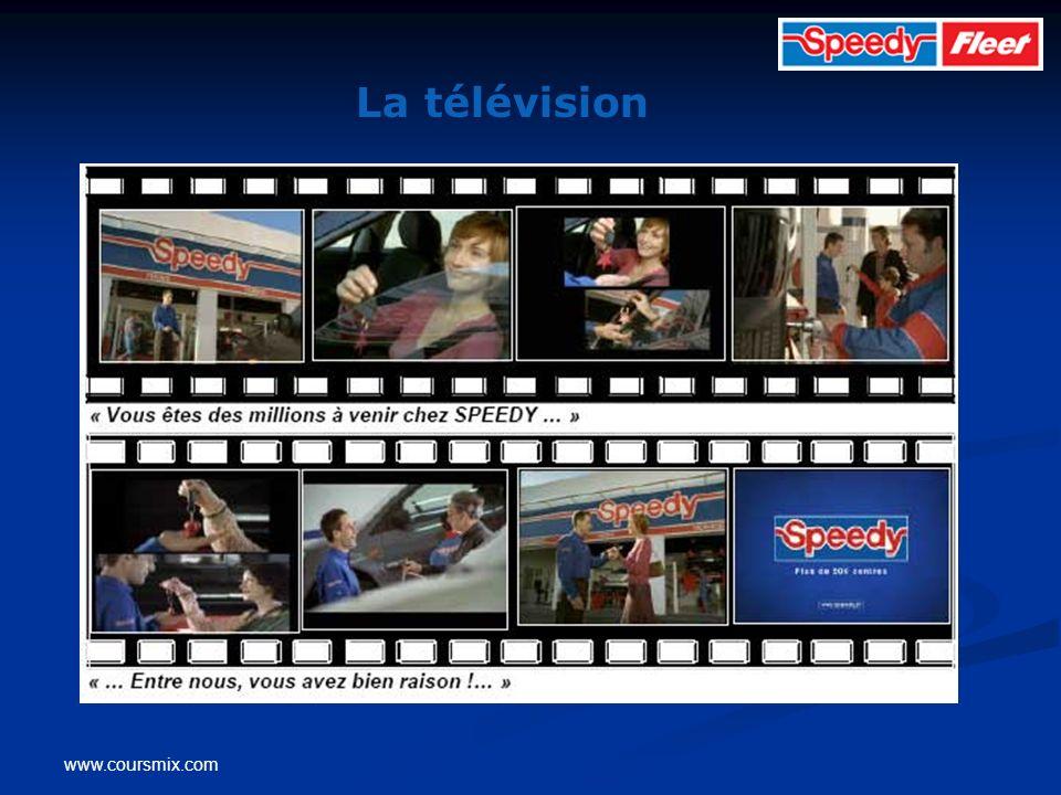 La télévision www.coursmix.com