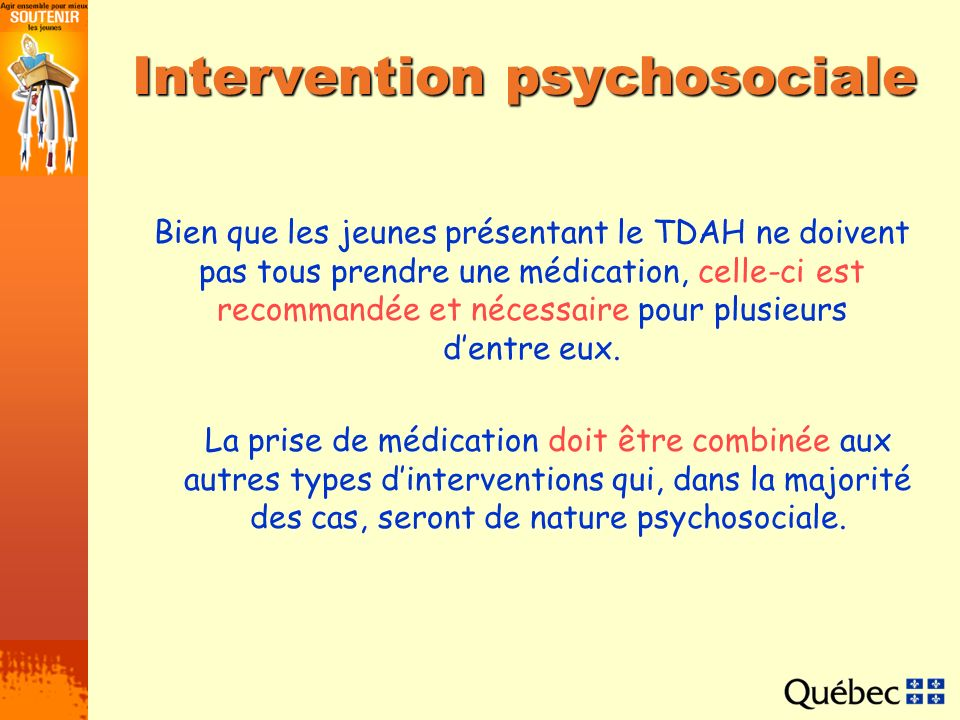 Intervention psychosociale
