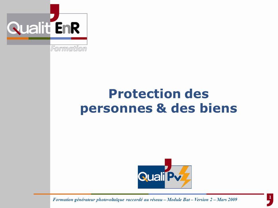 Protection des personnes & des biens