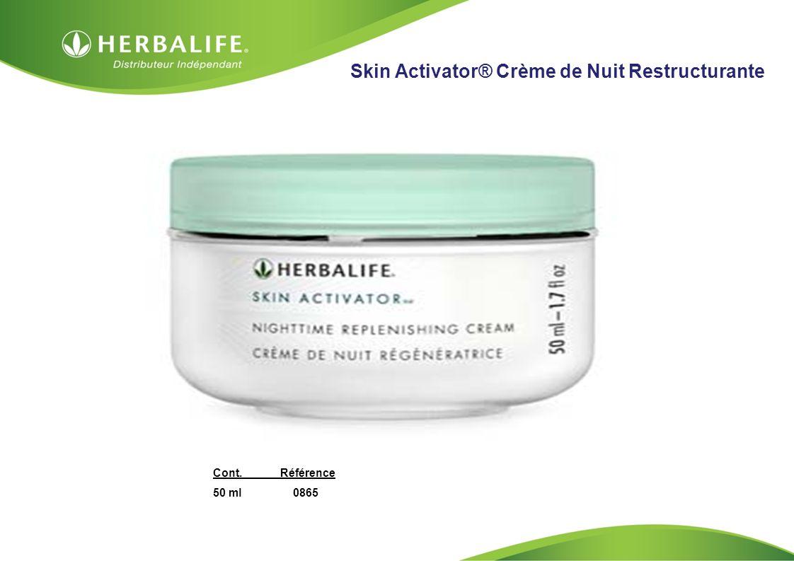 Skin Activator® Crème de Nuit Restructurante
