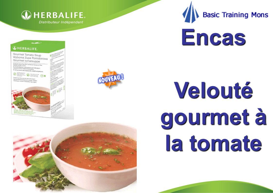 Velouté gourmet à la tomate