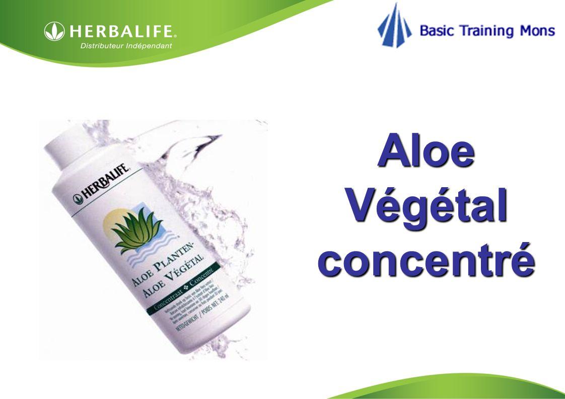 Aloe Végétal concentré