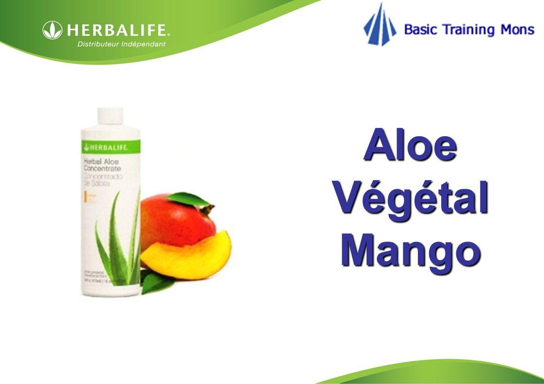Aloe Végétal Mango