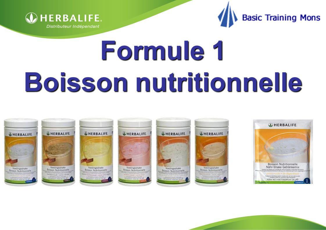Formule 1 Boisson nutritionnelle