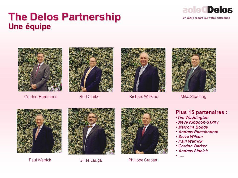 The Delos Partnership Une équipe