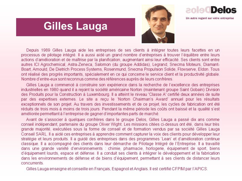 Gilles Lauga