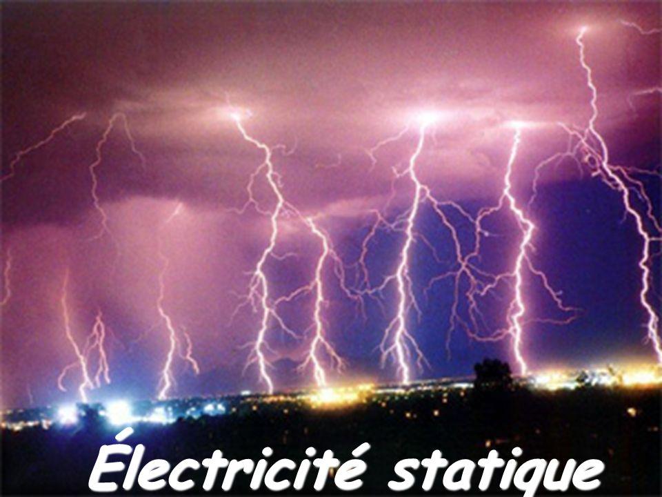 Électricité statique