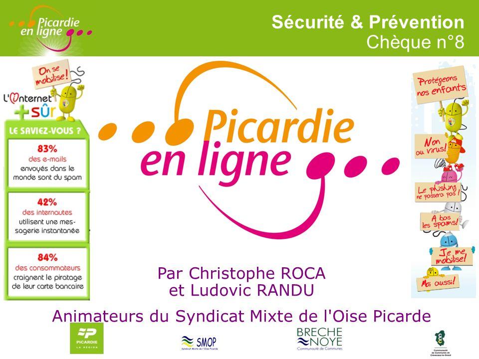 Sécurité & Prévention Chèque n°8