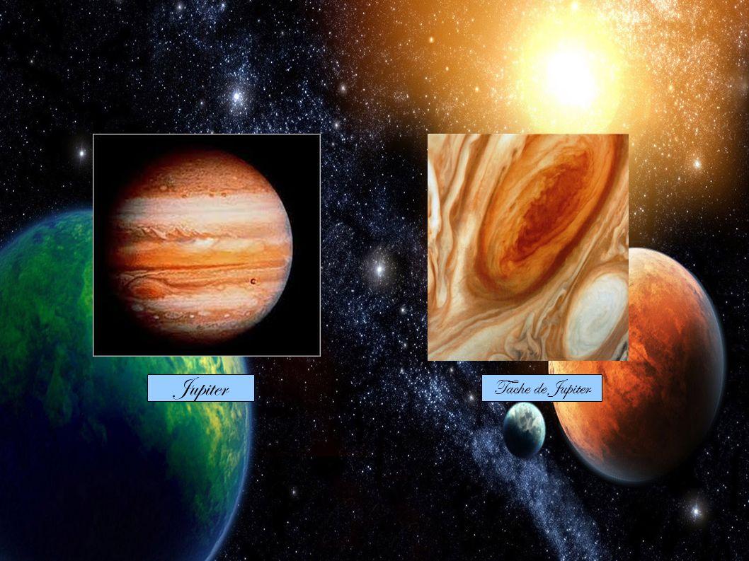 Jupiter Tache de Jupiter