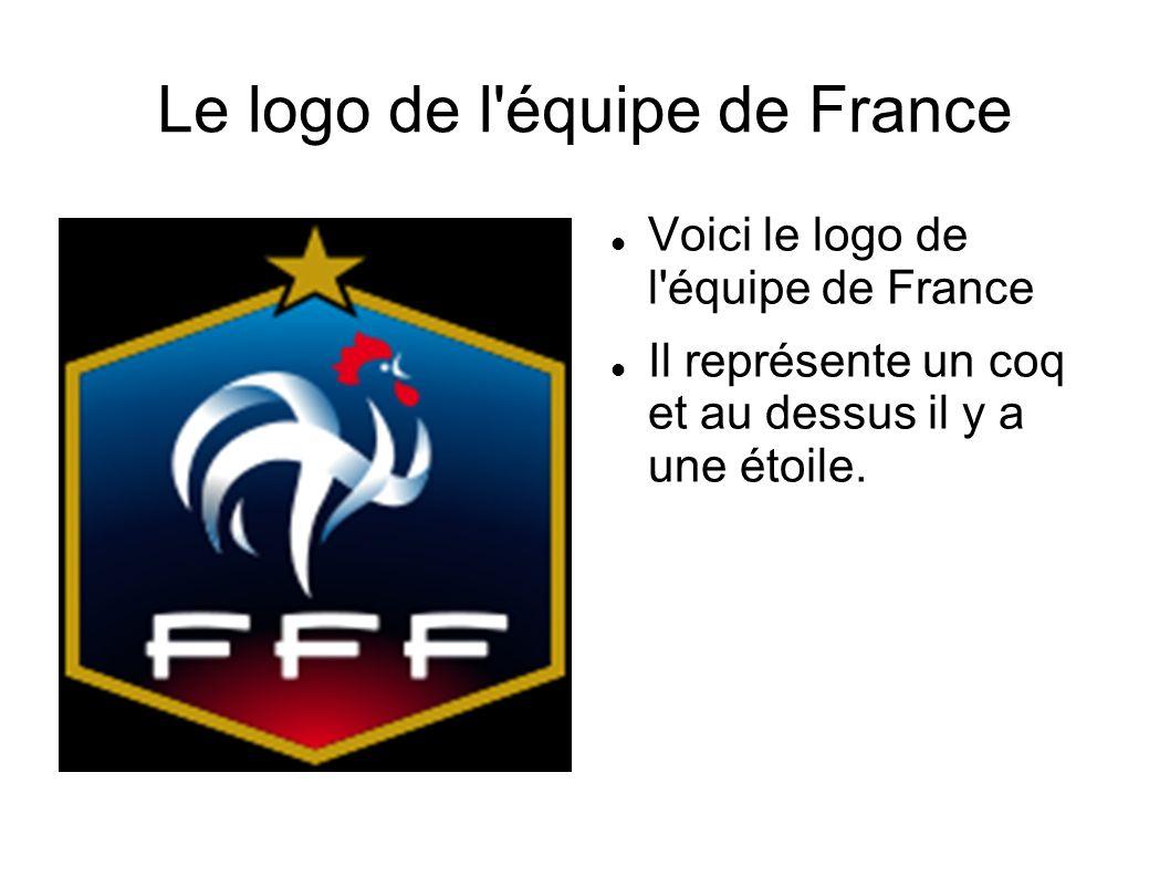 Le logo de l équipe de France