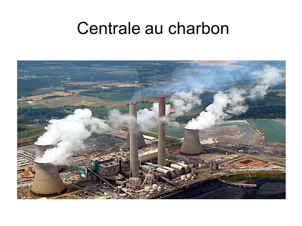 Centrale au charbon ,
