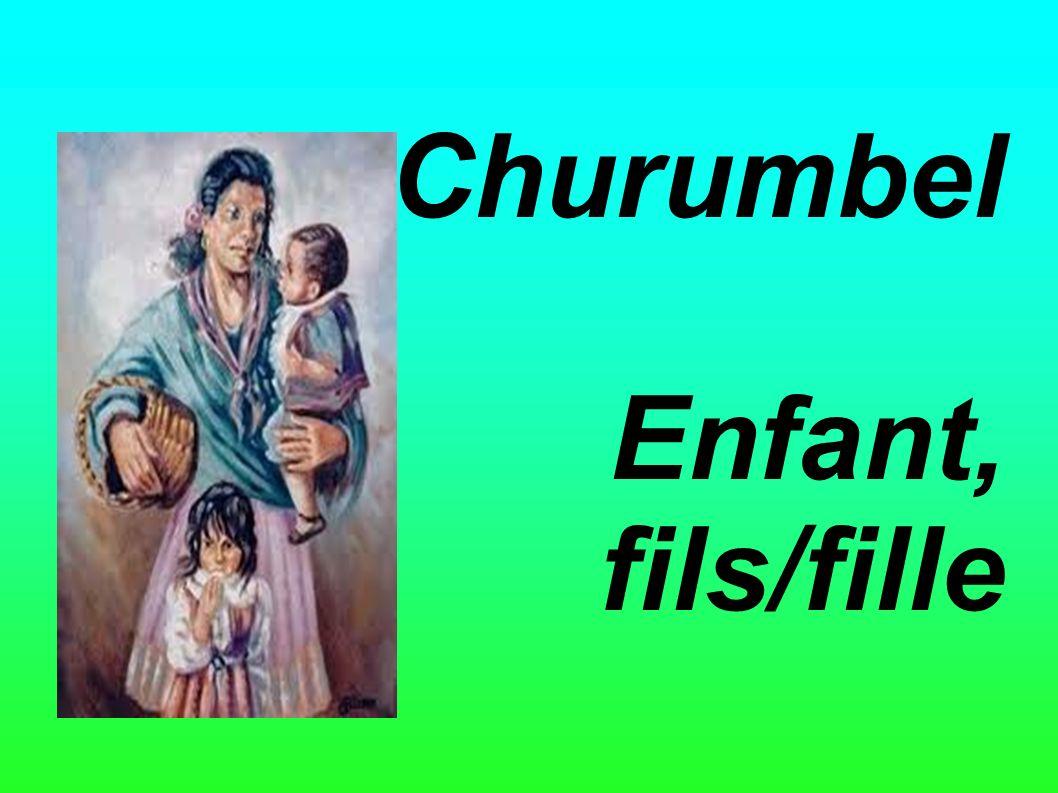 Churumbel Enfant, fils/fille