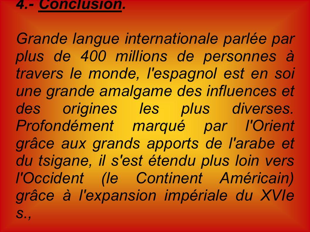 4.- Conclusion.