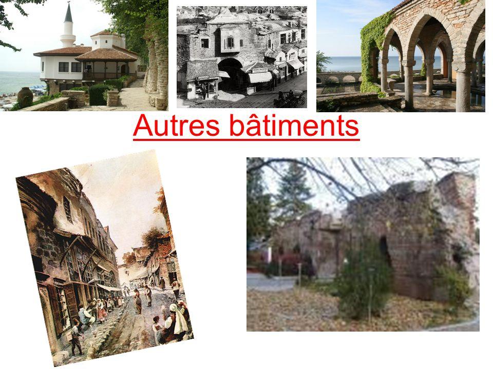 Autres bâtiments
