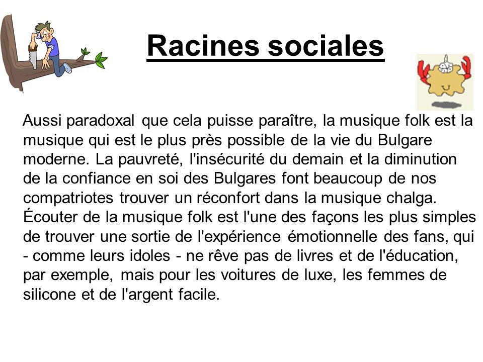 Racines sociales