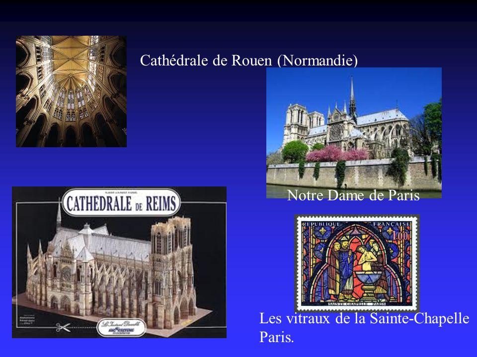 Cathédrale de Rouen (Normandie)