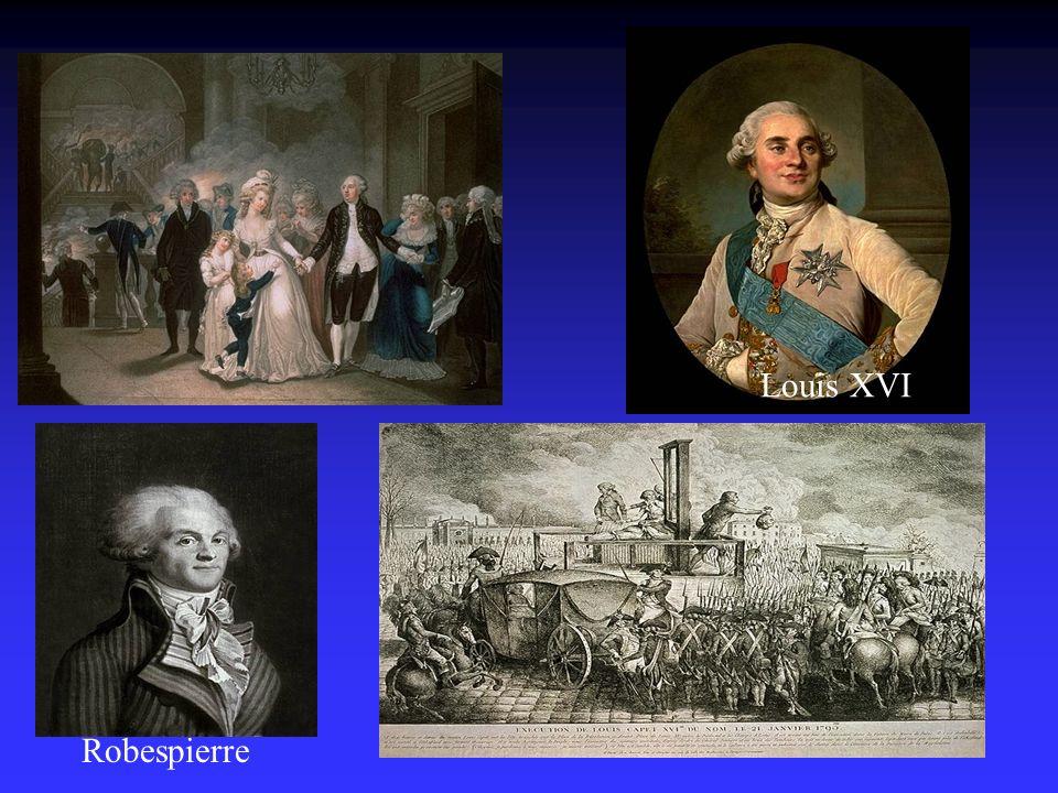 Louis XVI Robespierre