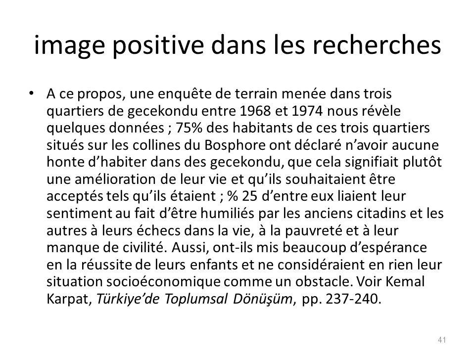 image positive dans les recherches