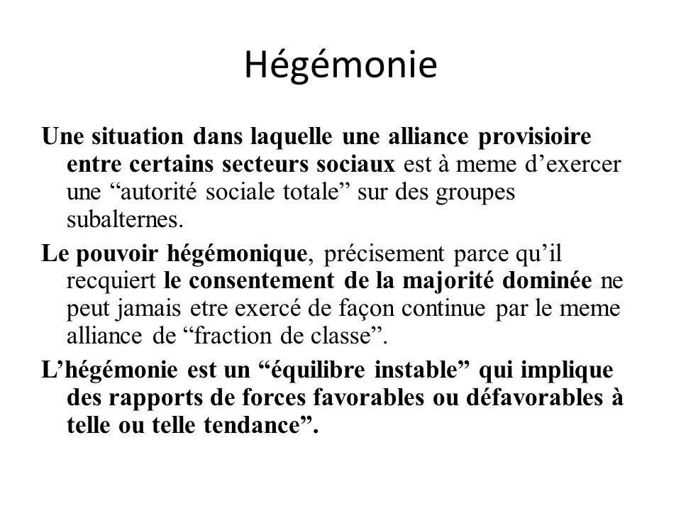 Hégémonie