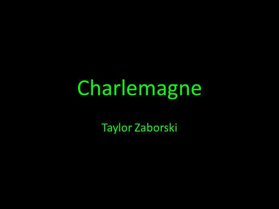 Charlemagne Taylor Zaborski
