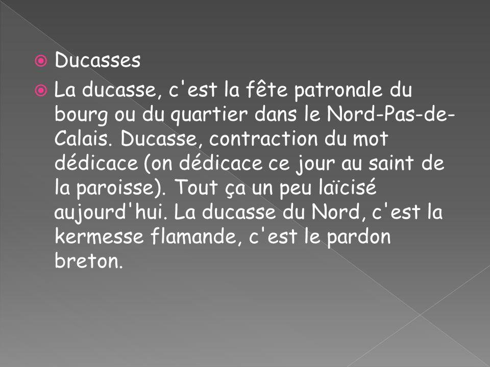 Ducasses