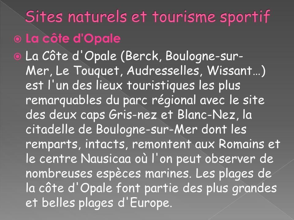 Sites naturels et tourisme sportif