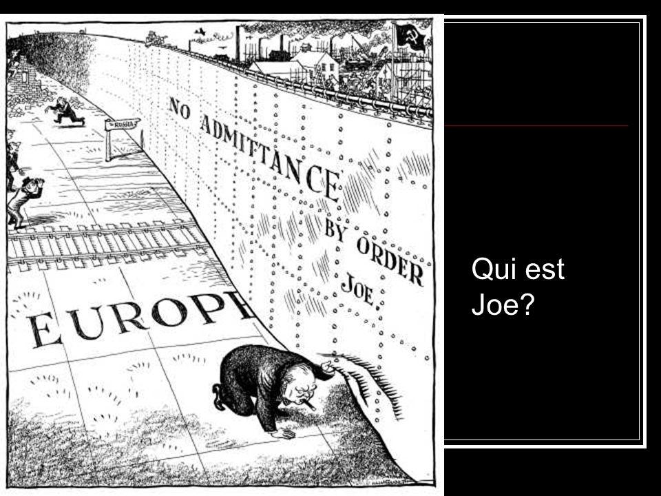 Qui est Joe