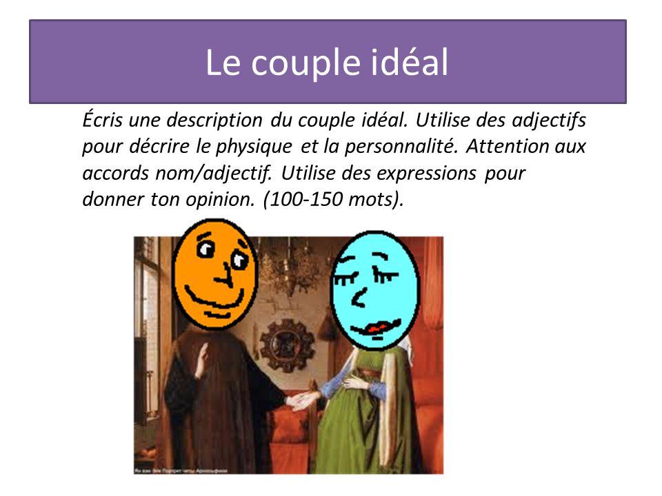 Le couple idéal