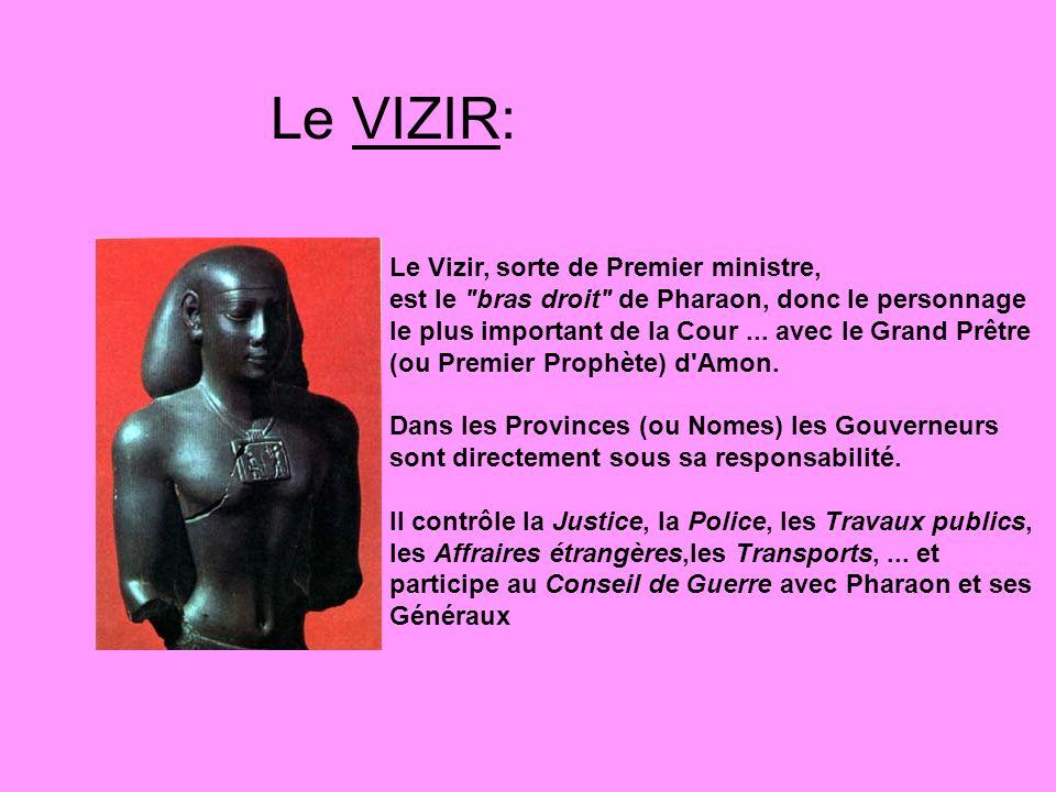Le VIZIR: