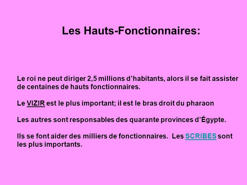 Les Hauts-Fonctionnaires: