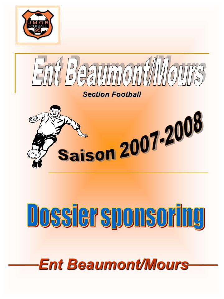 Ent Beaumont/Mours Dossier sponsoring Ent Beaumont/Mours