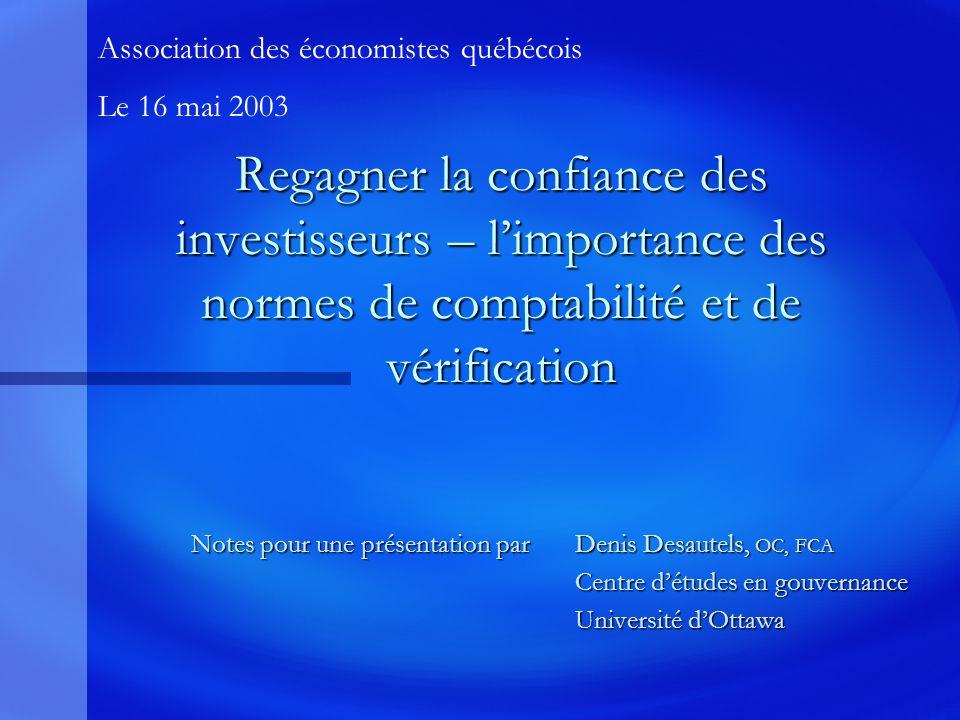 Association des économistes québécois