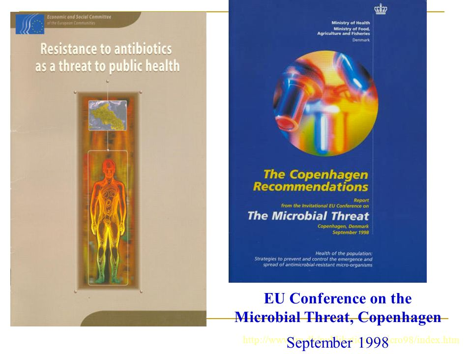 Microbial Threat, Copenhagen