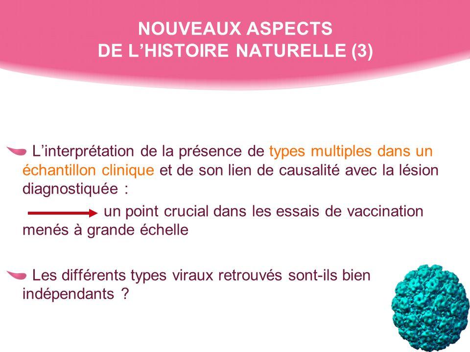 NOUVEAUX ASPECTS DE L'HISTOIRE NATURELLE (3)