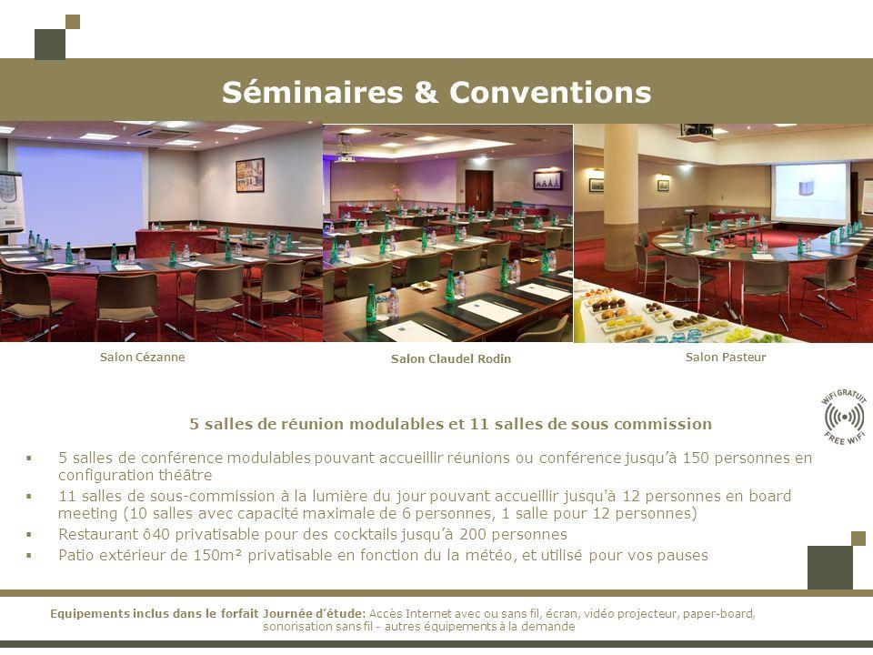 Séminaires & Conventions