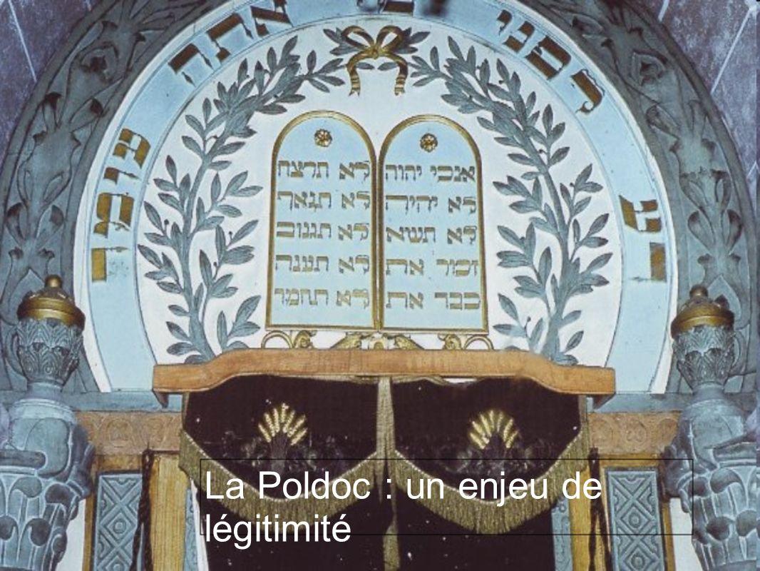 La Poldoc : un enjeu de légitimité