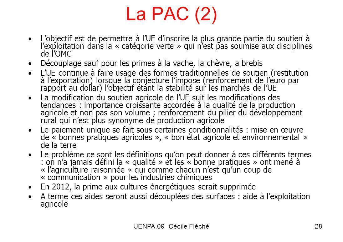 La PAC (2)